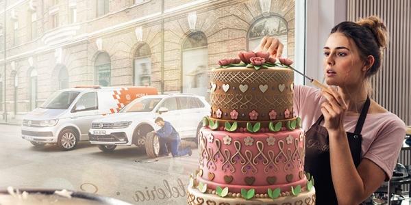 Parte 1 da campanha de serviço da Volkswagen