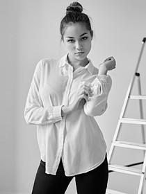 Model Alexandra #54434