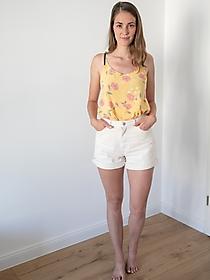 Model Hannah #9125