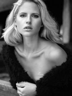 Janine modelo