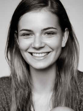 Modelka Anne-Katrin