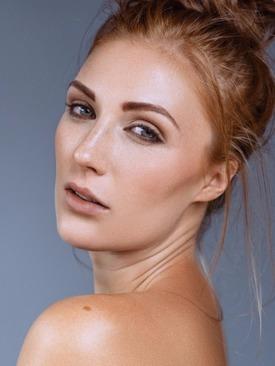 Manekenka Anja