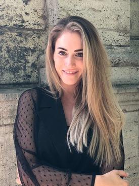 Modelka Rebeka