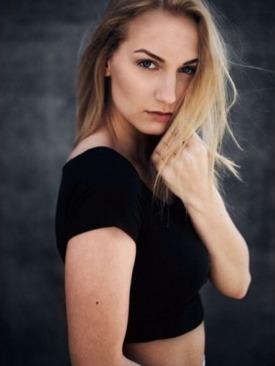 Model Anna-Fabienne