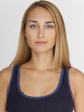 Modelka Sylwia