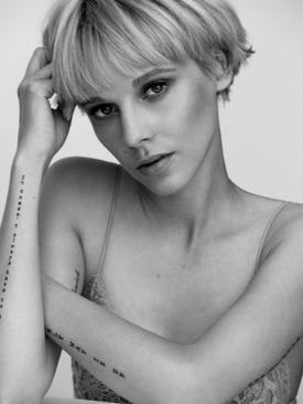 Modelka Lara