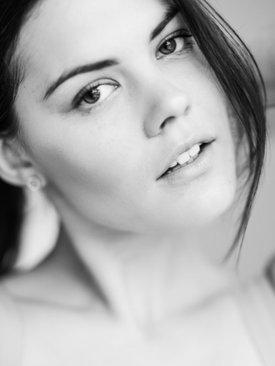 Modelka Anna-Maria