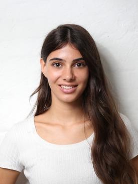 Modell Isabelle Rosanna