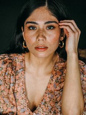Modelka Ayelen Alessandra
