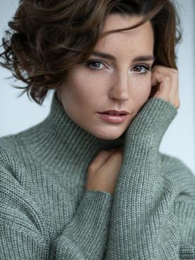 Modelka Janina