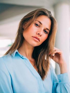 Modelka Johanna